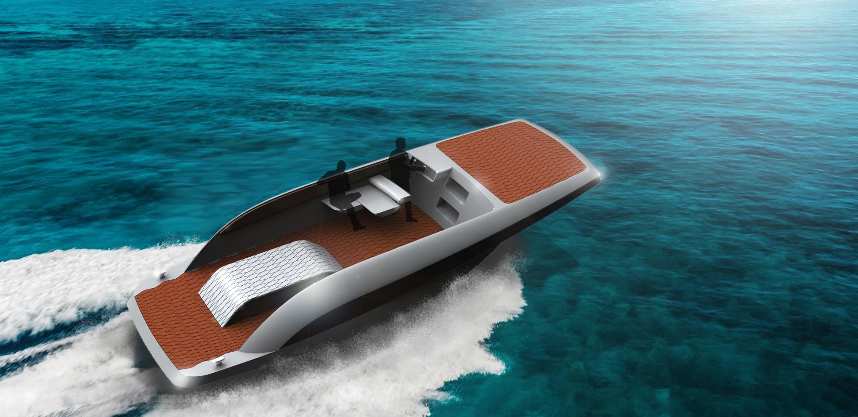Tenderboot - Designkonzept