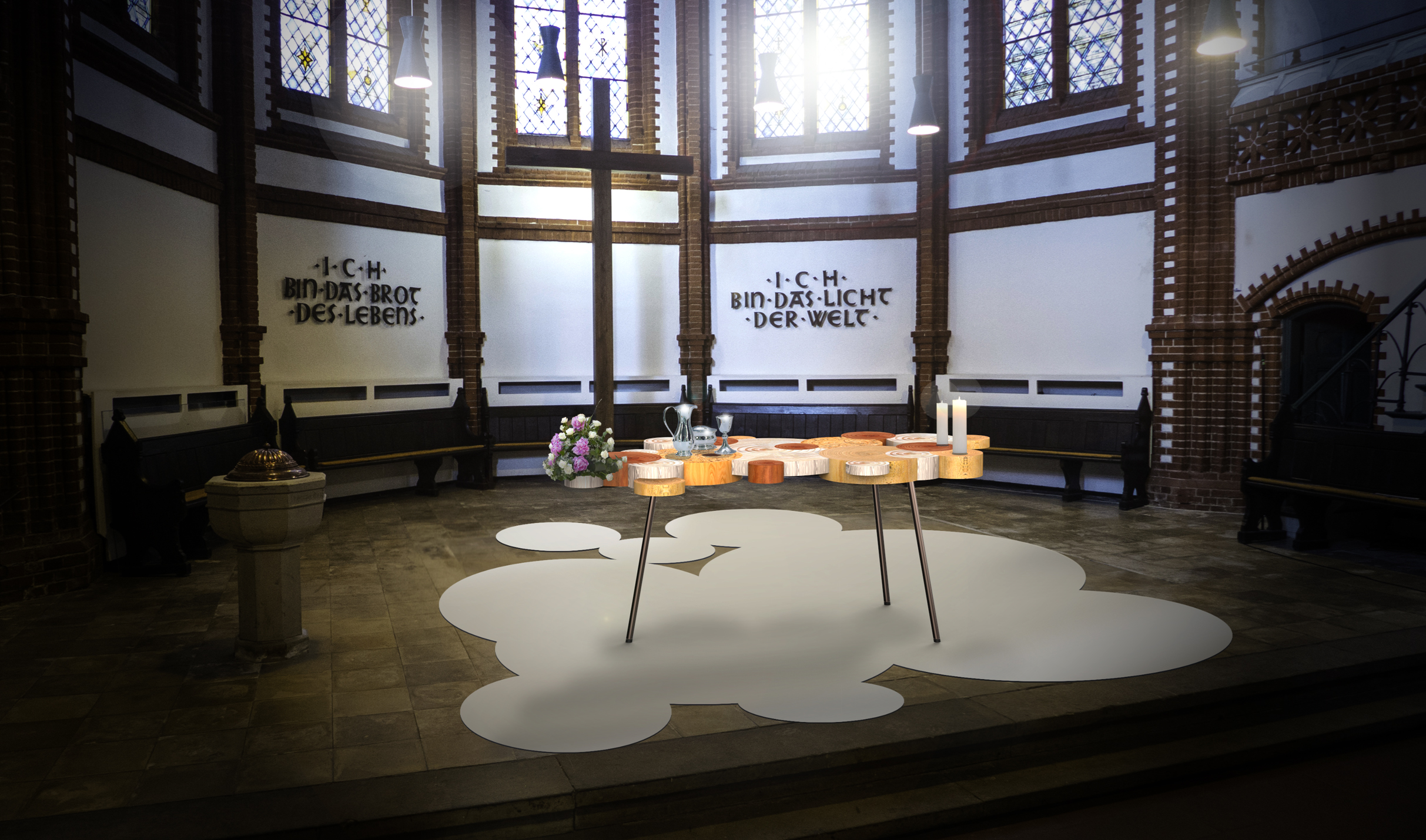 Perspektive_Tisch-gedeckt_Kirche